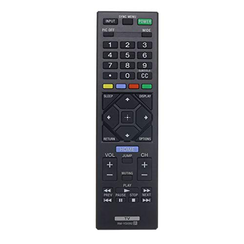 New Universal Remote Control for All Sony TV Replacement for All LCD LED TV and Bravia TV Remote