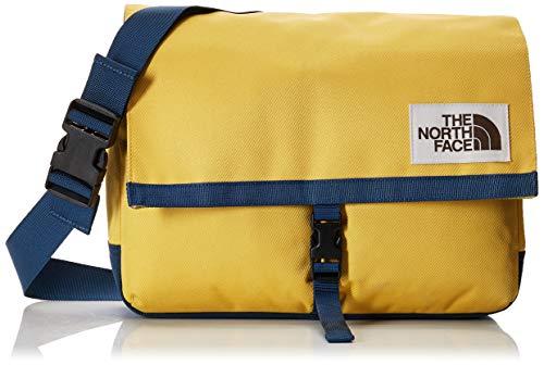 THE NORTH FACE Berkeley Satchel Umhängetasche, bambo Yellow-Blue Teal