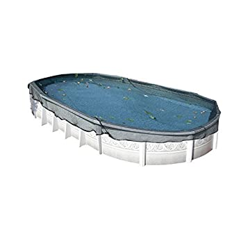 Harris Deluxe Leaf Net for 15 x30  Above Ground Oval Pool