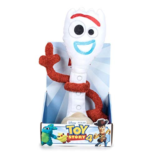 Play by Play Peluche Forky, 28 cm. Toy Story 4