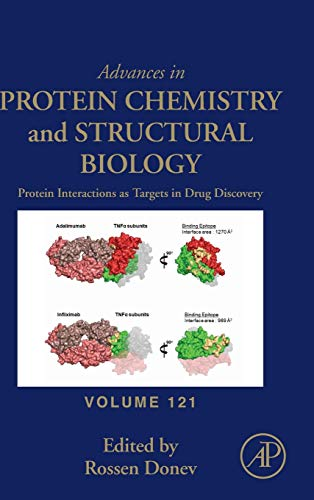 Protein Interactions as Targets in Drug Discovery (Volume 121) (Advances in Protein Chemistry and Structural Biology (Volume 121))