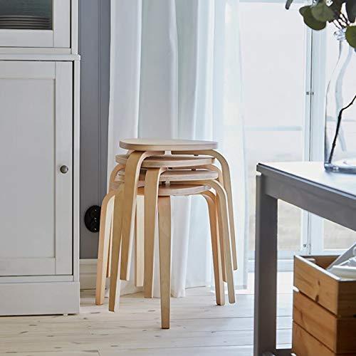 Ikea KYRRE-FROSTA Stapelhocker - 3