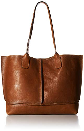Frye Lucy Tote Cognac One Size