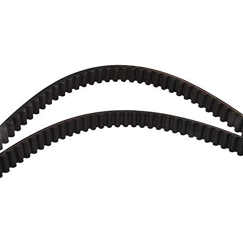 BEMONOC 1Pcs/Pack 8M Timing Belt Closed Loop Length 688mm Pitch 8mm Width 15mm Teeth 86 Industrial Drive Timing Belt