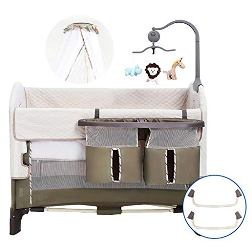 Buy Bargain Balance Bouncer Cradle 3-in-1 Bedside Bassinet Portable Changing Table Infant Kids Trave...