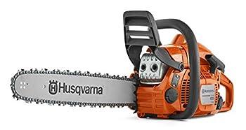 Husqvarna 435 16  Gas Chainsaws Orange