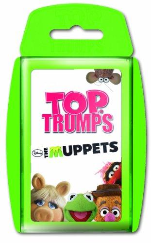 Winning Moves 61243 Top Trumps - Die Muppets, Trumpfspiel