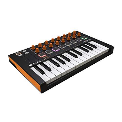 Arturia Minilab MK2 Orange Edition Teclado Midi
