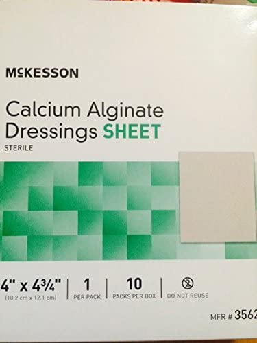 Calcium Alginate Dressings Mckesson Calcium Alginate Dressings S