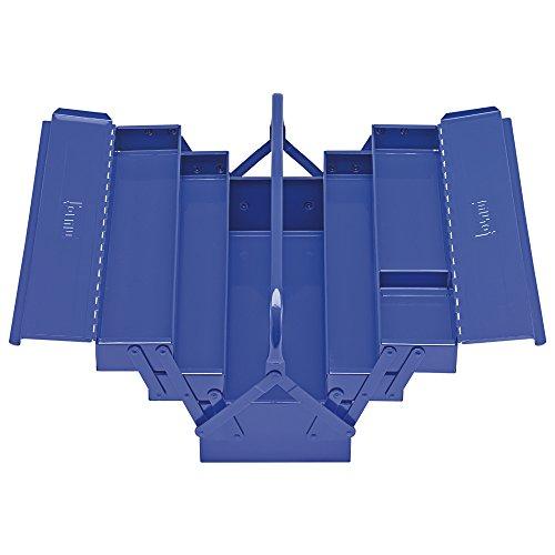 Forum 4317784855266 Werkzeugkasten Stahlblech600mm 5-TLG