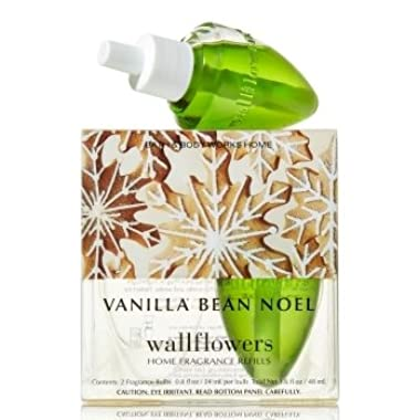 Vanilla Bean Noel Bath & Body Works Wallflower Refill Bulbs - 2