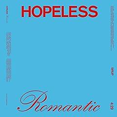 SIRUP「HOPELESS ROMANTIC」のジャケット画像