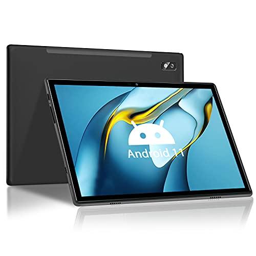 Tablet 10.1 Pulgadas DUODUOGO Android 11 Tableta PC Ultrar-Rápido, 5G WiFi, Octa-Core 2.0 GHz 6GB + 64GB (TF 512GB), 4G Dual...