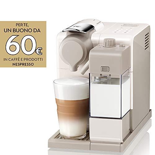 De'Longhi Nespresso Lattissima Touch Animation EN560.W Macchina da...