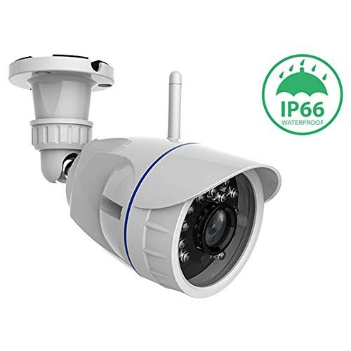 Yehyep Überwachungskamera, 720P Drahtlose WiFi Überwachung wasserdichte Kamera Mit Nachtsicht/Bewegung Detection/Remote Access, Workes Mit Alexa Echo Und Google-Startseite