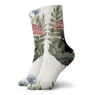 Calcetines de unicornio pequeños, clásicos, de ocio, de 30 cm, adecuados para hombres y mujeres