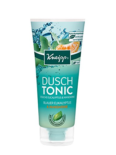 Kneipp Dusch Tonic Blauer Eykalyptus & Mandarine, 200 ml