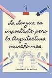 LA EDUCACION ES IMPORTANTE PERO LA ARQUITECTURA MUNCHO MAS: CUADERNO DE NOTAS   Diario, Apuntes o Agenda   Regalo Original y Divertido para ... la Arquitectura   ARQUITECTOS, APAREJADORES.