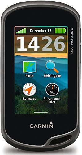 Garmin Oregon 650 - GPS para coches de 3