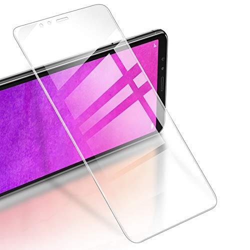 RIWNNI [3 Pezzi Vetro Temperato per Huawei P10 Lite, 9H Durezza Anti Graffio Pellicola Protettiva Ultra Sottile Alta Definizione Protezione Schermo Senza Bolle per Huawei P10 Lite - Trasparente