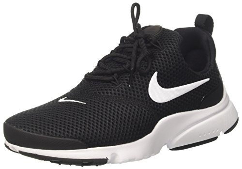 Nike Wmns Presto Fly, Zapatillas de Running para Mujer, Blanco (Black/White/White/Black 006), 44.5 EU
