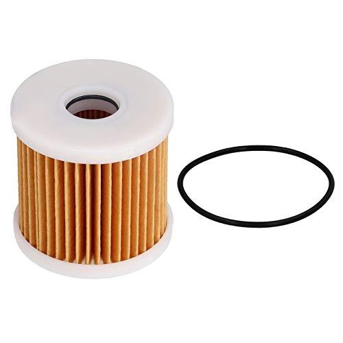 Elemento de filtro de aceite, elemento de filtro de separación de aceite y agua Repuesto de piezas de motocicleta para motor fueraborda 90794‑46871‑00