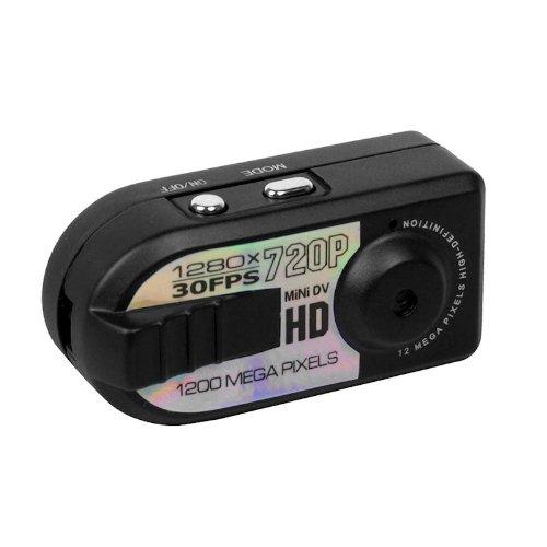 - Senza marca/Generico - Telecamera Mini DV HD 720P Foto Auto Video DVR USB Q5 Mini