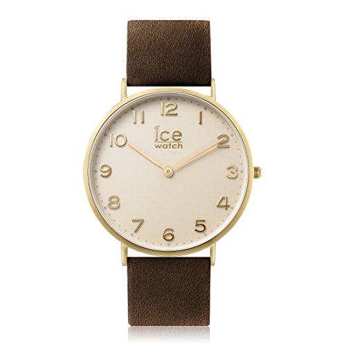 Ice-Watch - CITY Darlington - Men's (Unisex) wristwatch with leather strap - 012815 (Medium)