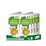 Knorr Caldo de verduras - Pack de 8 x 1000 ml (Total de 8L)