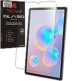 TECHGEAR Galaxy Tab S6 10.5' Vidrio (SM-T860 / SM-T865) - Protector de Pantalla de Cristal Templado [Borde 2.5D] [Dureza 9H] [Resistente a los arañazos] para Samsung Galaxy Tab S6 10.5'