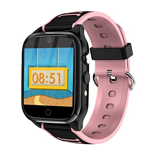 Zumint Smart Watch Phone Smartwatch Fitness Trackers Sport Smart Bracelet 4G Face ID 1.6 pollici Full Touch Screen Support Android Phone 3G RAM 32G ROM LTE 4G Sim GPS WIFI orologio regalo
