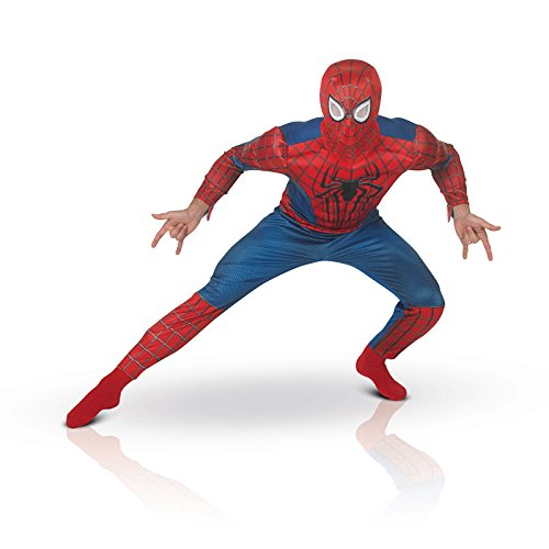 Aptafêtes–cs922911/XL–Costume The Amazing Spiderman 2–Taglia XL