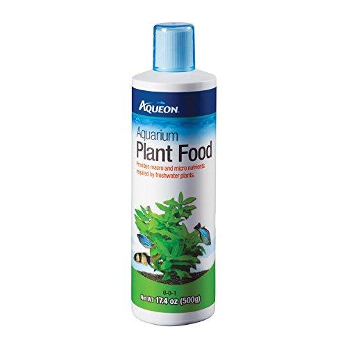 Aqueon Aquarium Plant Food, 17.4 Ounce