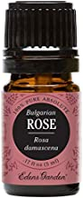 Edens Garden Rose Bulgarian Absolute Oil, 100% Pure Therapeutic Grade (Highest Quality Aromatherapy Oils- Anxiety & Skin Care), 5 ml