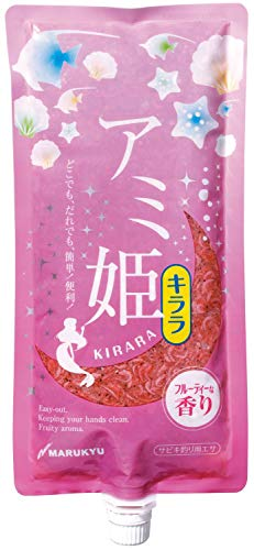 マルキュー(MARUKYU) アミ姫 キララ 600g. 通年