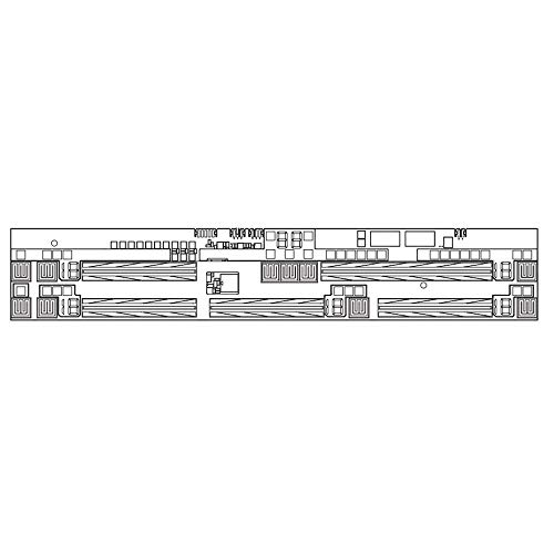561940444 Control Assembly,User Interface Genuine Original Equipment Manufacturer (OEM) Part