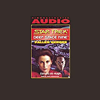Star Trek, Deep Space Nine: Fallen Heroes (Adapted)                   By:                                                                                                                                 Dafydd ab Hugh                               Narrated by:                                                                                                                                 Rene Auberjonois                      Length: 2 hrs and 8 mins     24 ratings     Overall 4.6