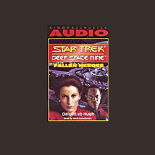 Star Trek, Deep Space Nine: Fallen Heroes (Adapted) audiobook cover art
