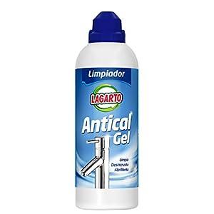 Lagarto Limpiador Antical Gel – pack de 12 x 750 ml (Total: 9 l)