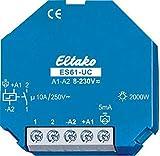 Eltako Stromstoßschalter ES61-UC 8-230VUC,1S,16A Stromstoßschalter 4010312107966
