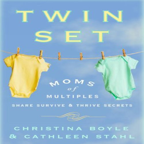 Twin Set audiobook cover art