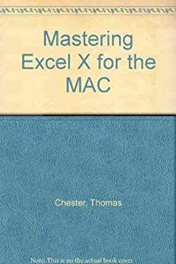 Mastering Excel 5 for the Mac