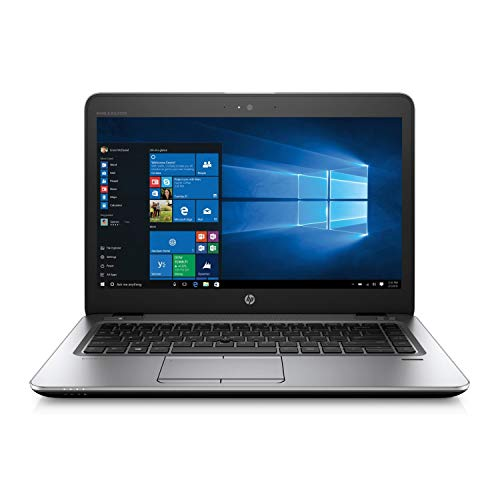 HP EliteBook 840 G3 Thin and Light 14-Inch Full HD LED Intel Core i5-6300U 8GB RAM 512GB SSD Windows 10 Pro Laptop (Renewed)