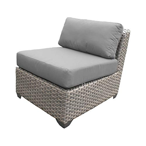 TK Classics TKC055b-AS Florence Seating Outdoor Furniture, Grey
