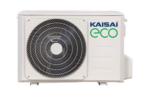 KAISAI Condizionatore Eco da parete – Tecnologia Inverter per ambienti fino a max. 55 m², bianco
