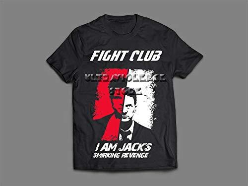 Camiseta/Camisa Masculina Clube Da Luta Tamanho:M;Cor:Preto