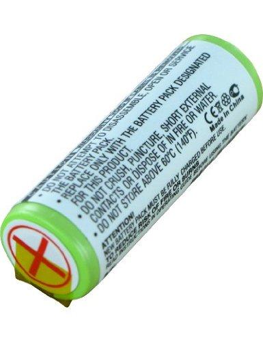 Batterie pour BRAUN 6522, 1.2V, 2500mAh, Ni-MH