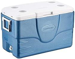 Coleman 52QT icebox Xtreme, blå / hvid, 49 l