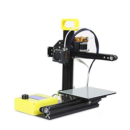 DM-DYJ Imprimante 3D, Industrie Haute Précision Créatif DIY Modèle Accumulation Métal, Taille d'impression 140x160x120mm