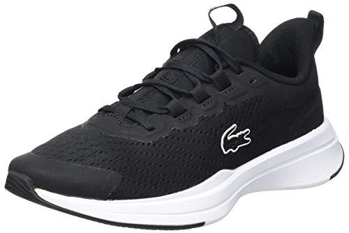 Lacoste Sport Run SPIN 0721 1 SFA, Zapatillas Mujer, Blk/Wht, 41 EU